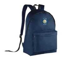 Classic Back Pack Navy Blue
